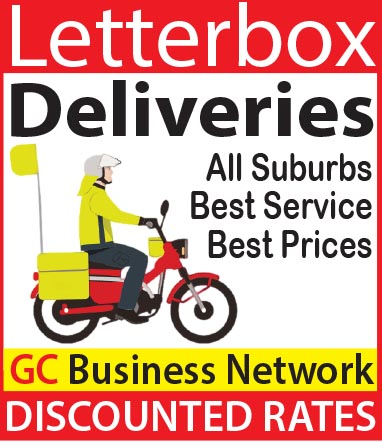 Gold Coast Businsess Network Discounted Rates_Letterbox and Leaflet Deliveries