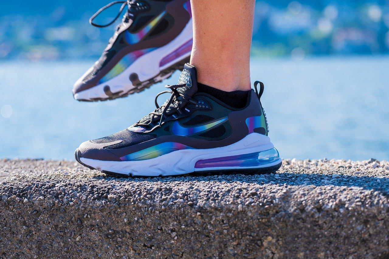 shoes, sport shoe, colorful